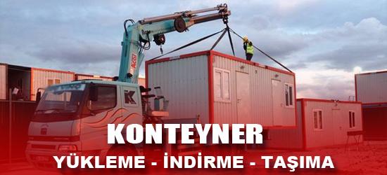 konteyner taşıma 1
